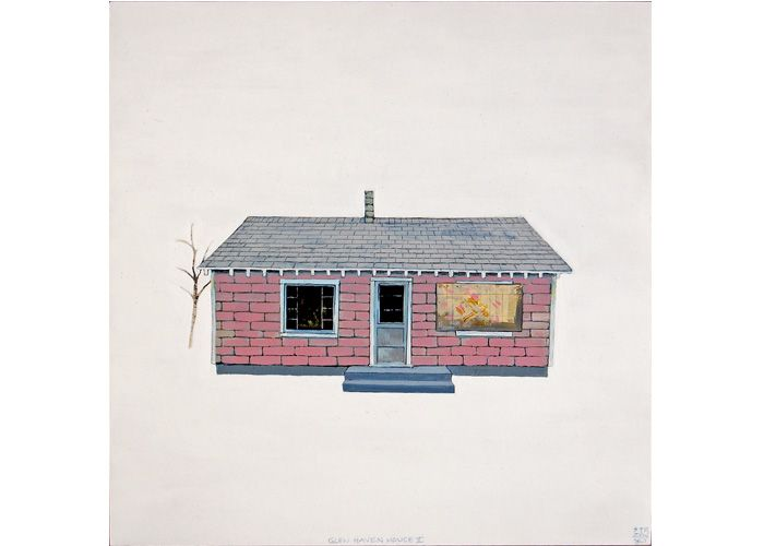 Dylan Strzynski   Glen Haven House II