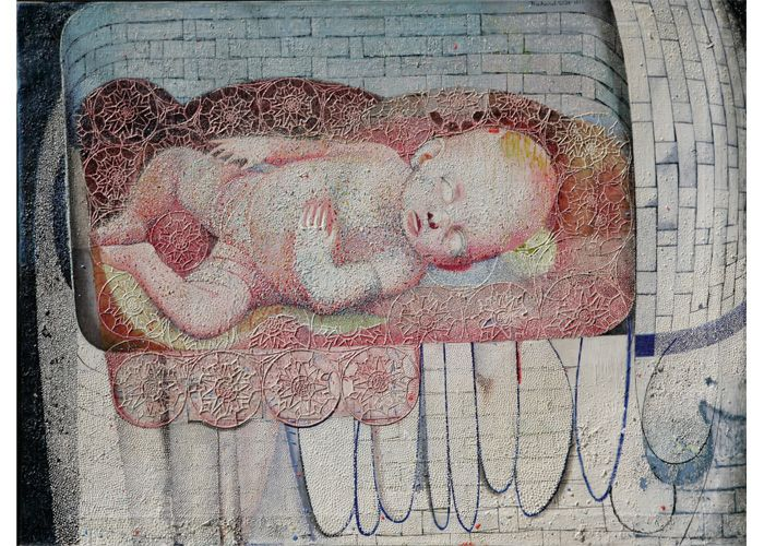 Richard Wilt | The Baby, 1951