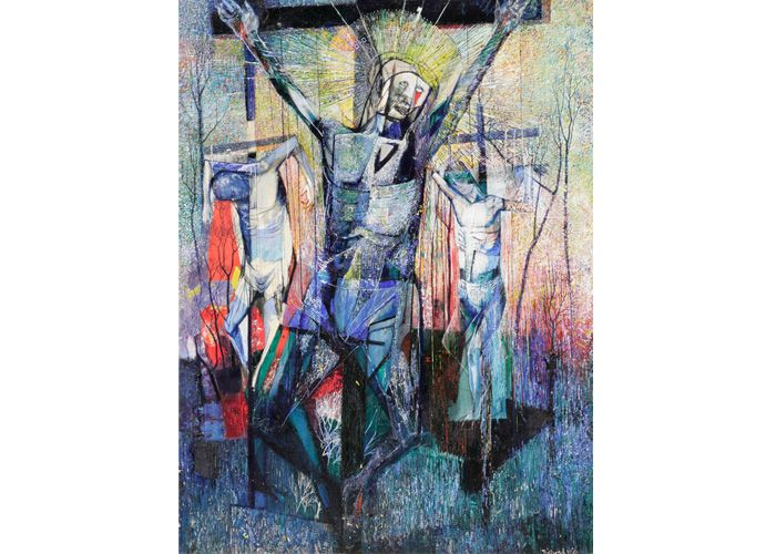 Richard Wilt | Crucification