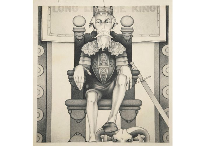 Richard Wilt | King #3