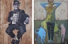 Open Studio & Sale: Candace Compton Pappas and John Pappas